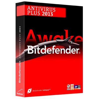 bitdefender antivirus plus 2013 is the number 1 antivirus ranked in